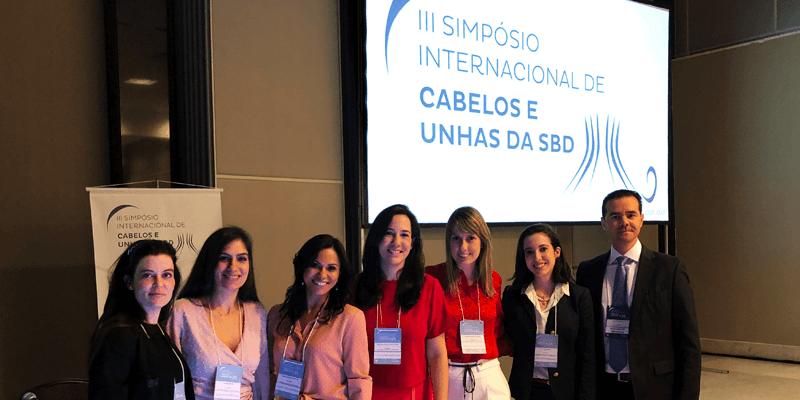 III Simpósio Internacional de Cabelos e Unhas da SBD